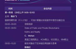 中国电子学会将在近日发布《中国区块链技术人才培养标准》