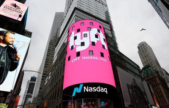 Lyft股价周三大跌11%创新低 给Uber IPO带来压力