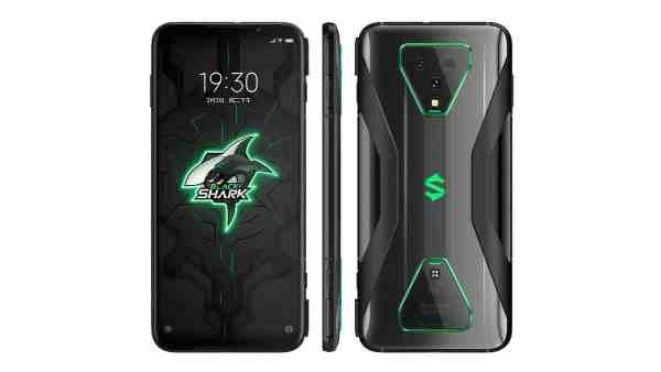 专属散热、按钮技术,黑鲨 3 游戏手机发布