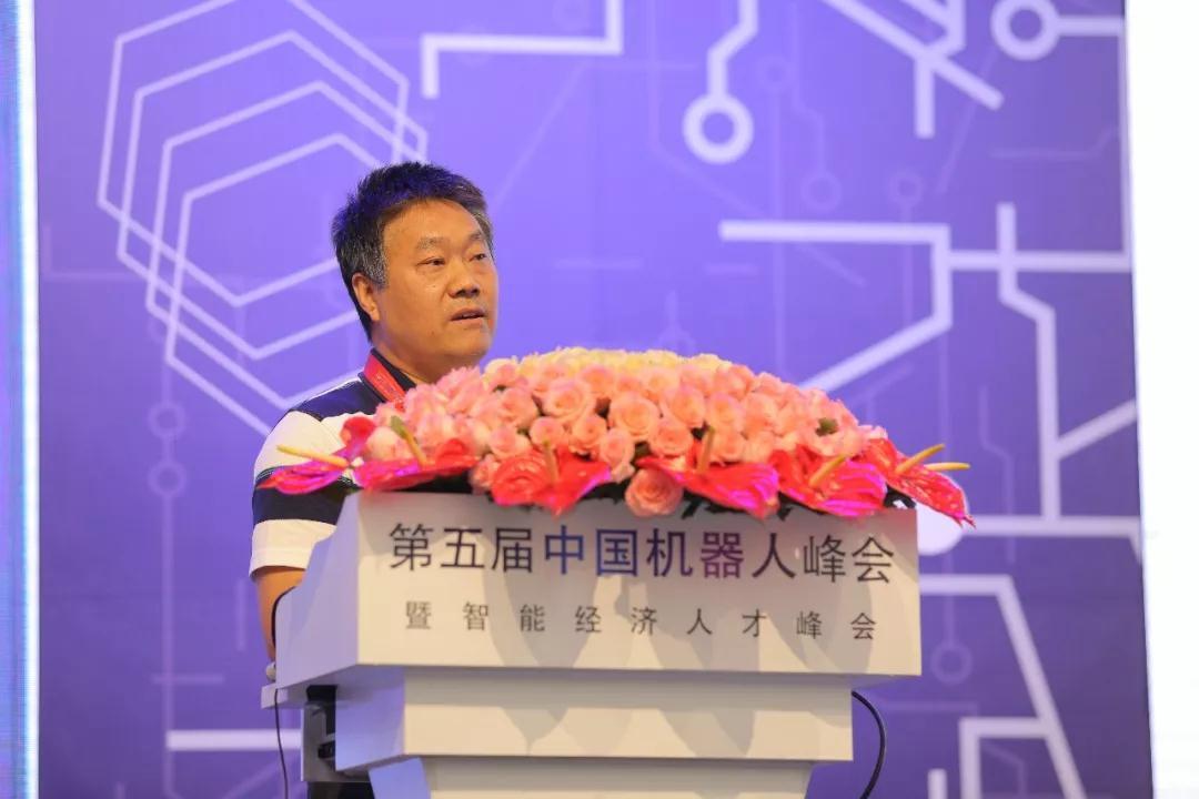 重磅嘉宾~浙大副书记、之江实验室主任朱世强教授已确认参加第六届中国机器人峰会暨智能经济人才峰会