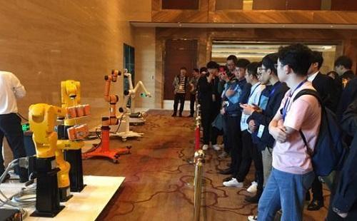 2019中国机器人产业发展论坛在安徽芜湖举行