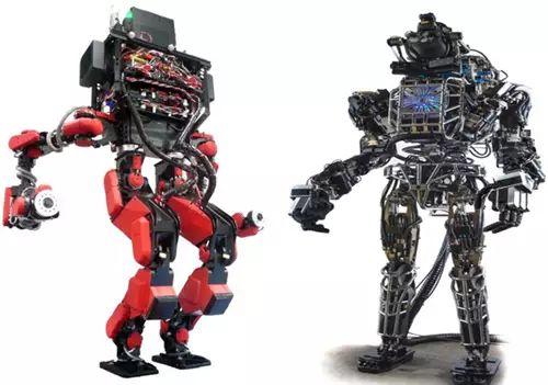 救援机器人,它将会帮助更多遇难的人