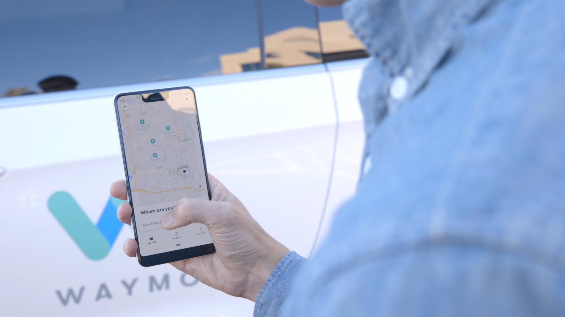 媒体体验自动驾驶出租车Waymo One:稳如老司机
