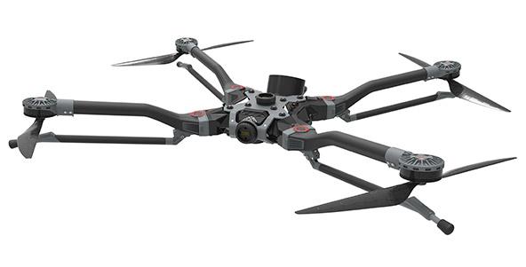 Tundra-M无人机开始应用MiniMax™系列连接器