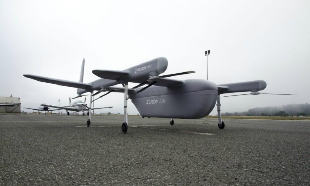 布局大型无人机中距离运输物流市场,Elroy Air获460万美元种子轮融资