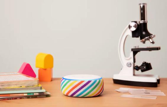亚马逊发布新款Echo Dot儿童版智能音箱