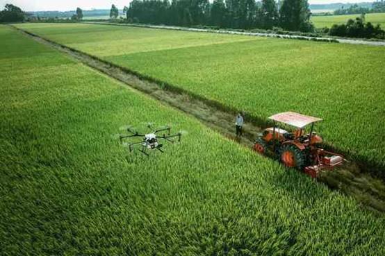 精准化农业时代到来,炫飞无人机助力农业发展