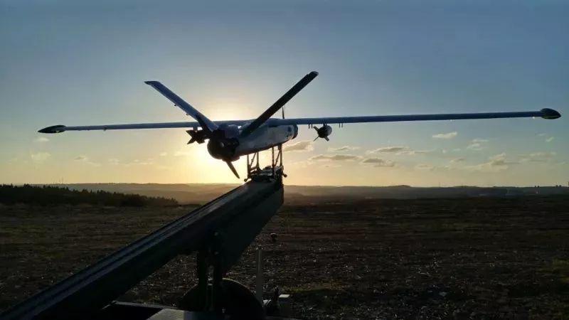 以色列小型战术无人机ThunderB