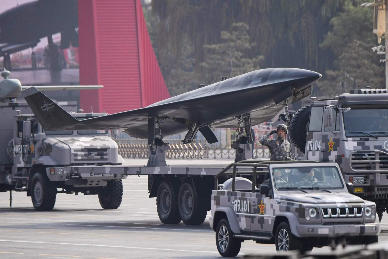中国无侦8无人机牛在哪?可协同卫星实时侦察大地,设计全球唯一
