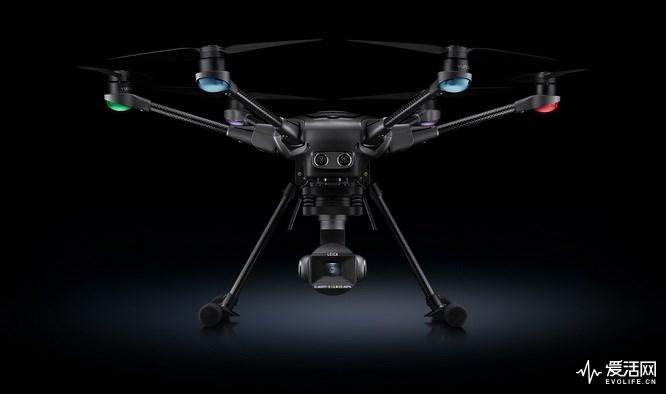 航拍也有德味了,昊翔H3无人机搭载徕卡ELMARIT-D镜头