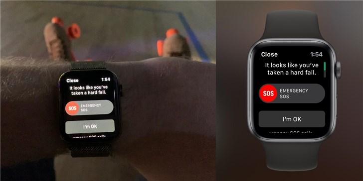 男子摔下悬崖,Apple Watch跌倒检测救了他一命