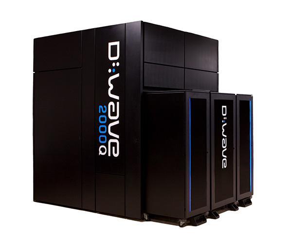 D-Wave 2000Q型量子退火计算机