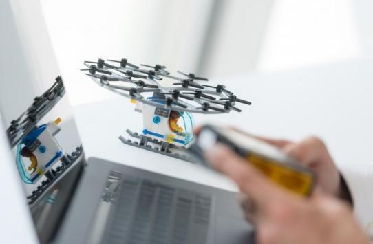 博世宣布适用于飞行出租车的新传感器平台