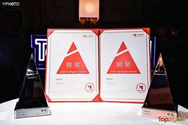 再拿下两项大奖,平安科技获TopDigital营销类大奖