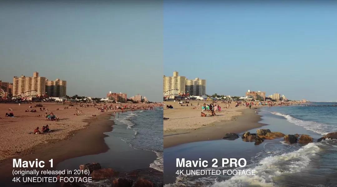 Mavic 2 最强画质攻略:HNCS、HDR 与 Dlog-M