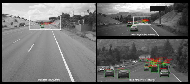 有效距离1600米,发布多目视觉立体感知技术,智加科技是如何做到的?