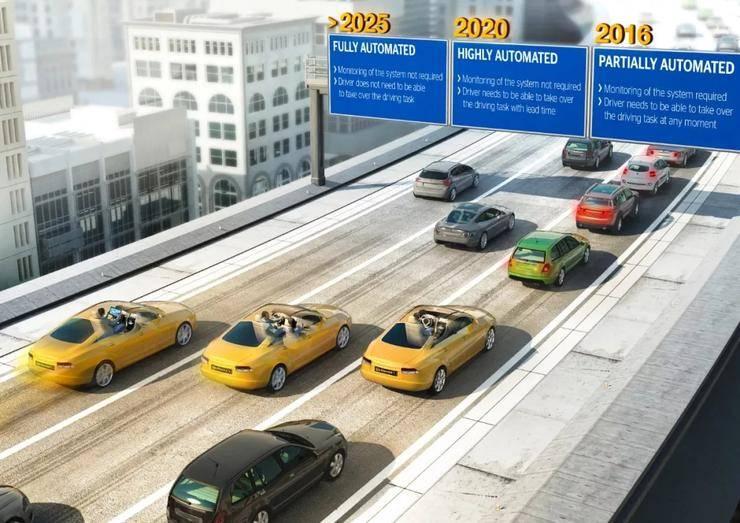 不止自动驾驶,大陆的转型还聚焦车路协同