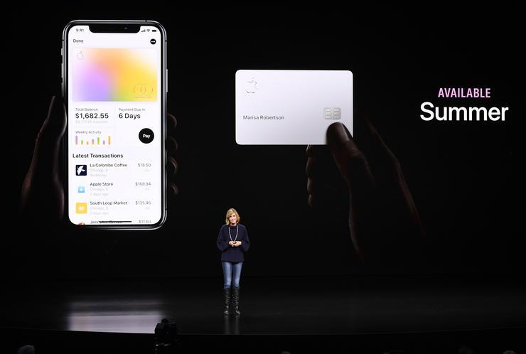彭博社:苹果与高盛合作的信用卡或于8月上旬如约面世
