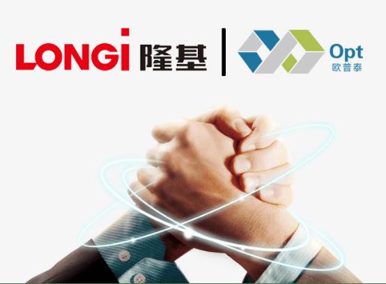 再下一城! 欧普泰EL-AI视觉检测系统成功中标滁州隆基10GW项目