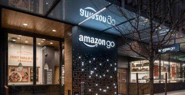 亚马逊正在更大门店测试其无人店技术,或用于超市