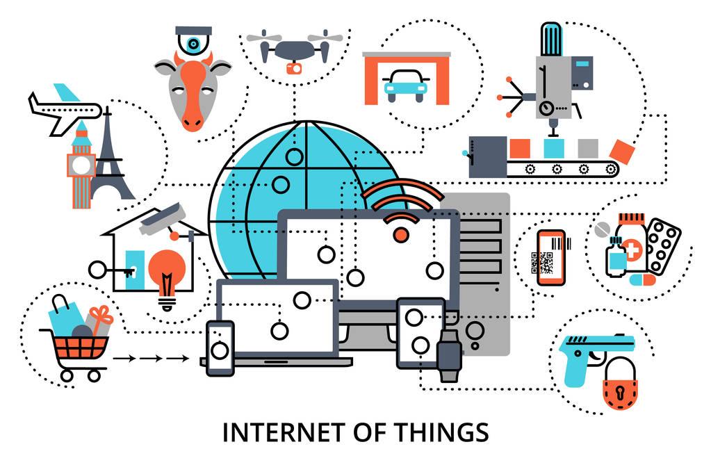 物联网大规模部署应用,如何保护智慧城市安全?