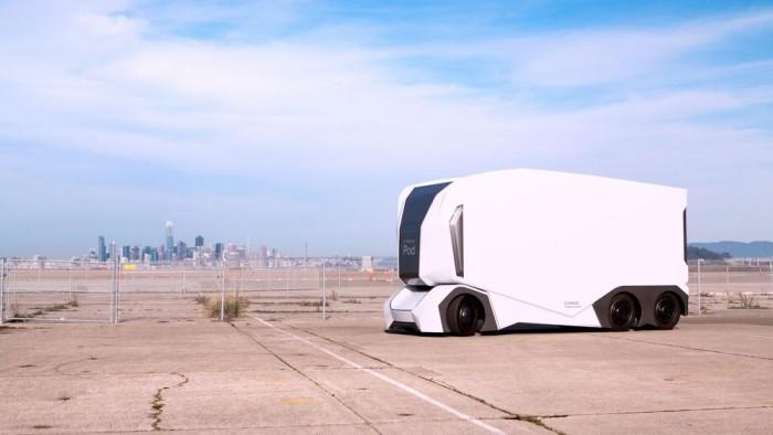 瑞典无人卡车公司Einride宣布完成2500万美元A轮融资
