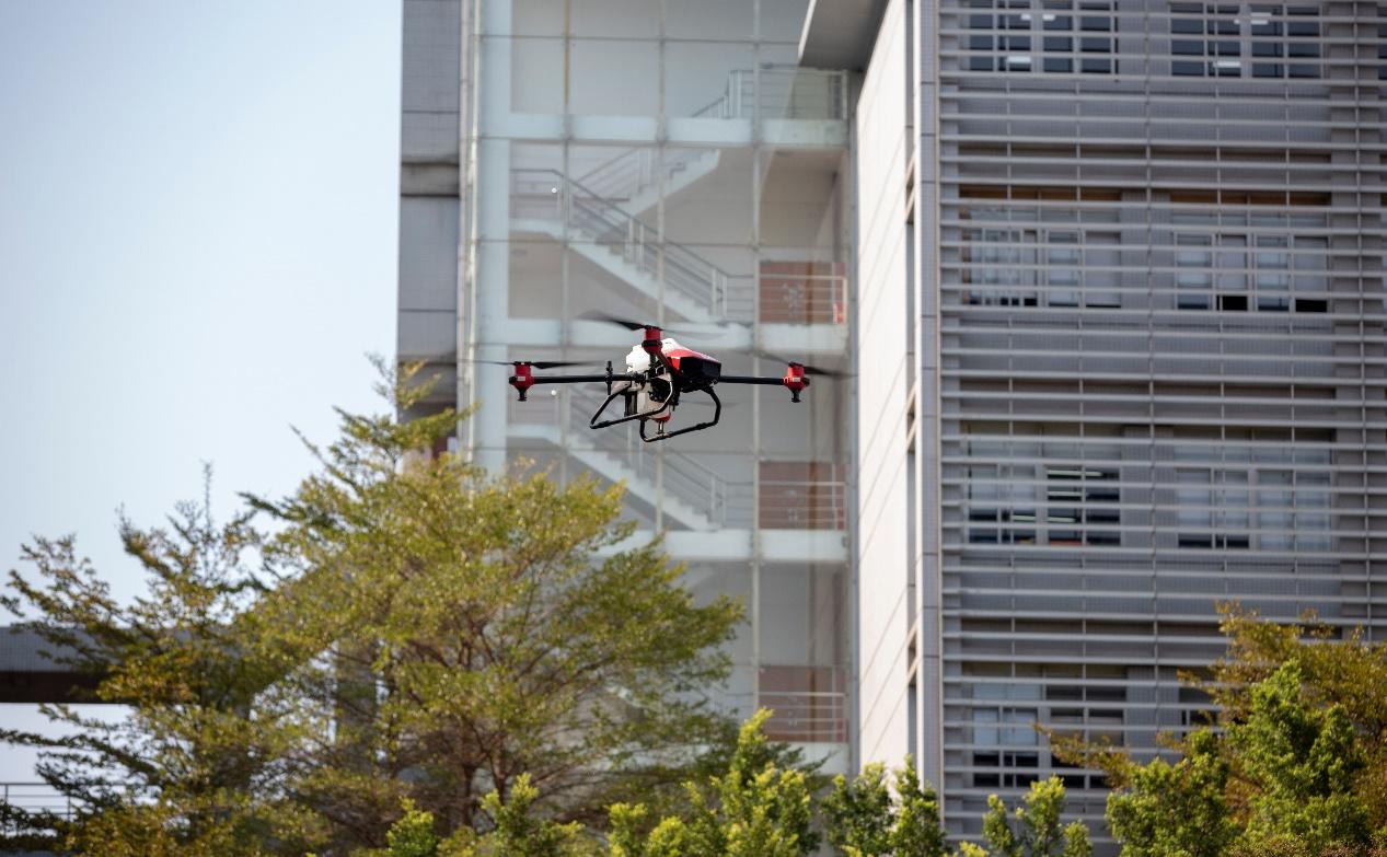 对抗新冠肺炎疫情,英国将用中国无人机喷洒消杀