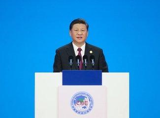 习近平在首届中国国际进口博览会开幕式上的主旨演讲(全文)