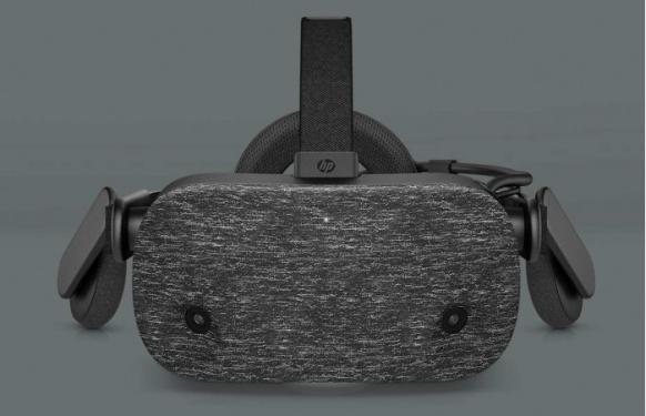 惠普发布全新Reverb VR头显 采用超高分辨率和轻量化设计