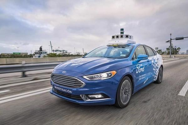 美交通部宣布首批自动驾驶研究补助金去向