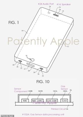 苹果新一代Apple Watch或配备感应器,以探测有害气体功能