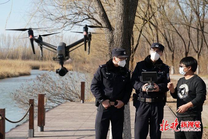 候鸟过境北京不用慌,无人机来护航