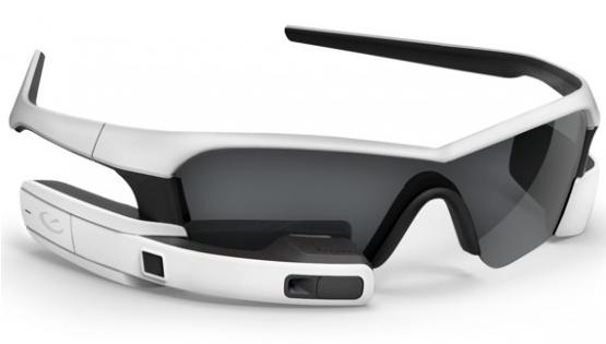 别光知道谷歌眼镜 其实这些智能眼镜也很不错,ISHE智能家居展