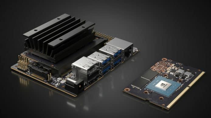 Nvidia全球最细AI电脑Jetson Nano Developer Kit,只售99美元普及AI运算