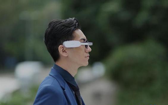 MAD GLASS一秒让普通眼镜变智能 便宜又大腕,ISHE智能家居展