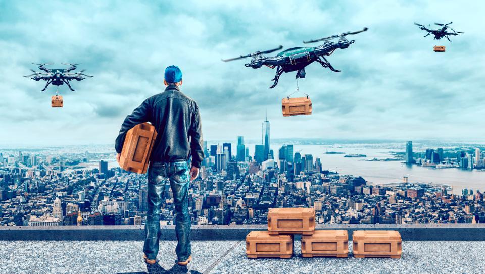 美国失业率达六分之一,美无人机公司:当飞手吧!