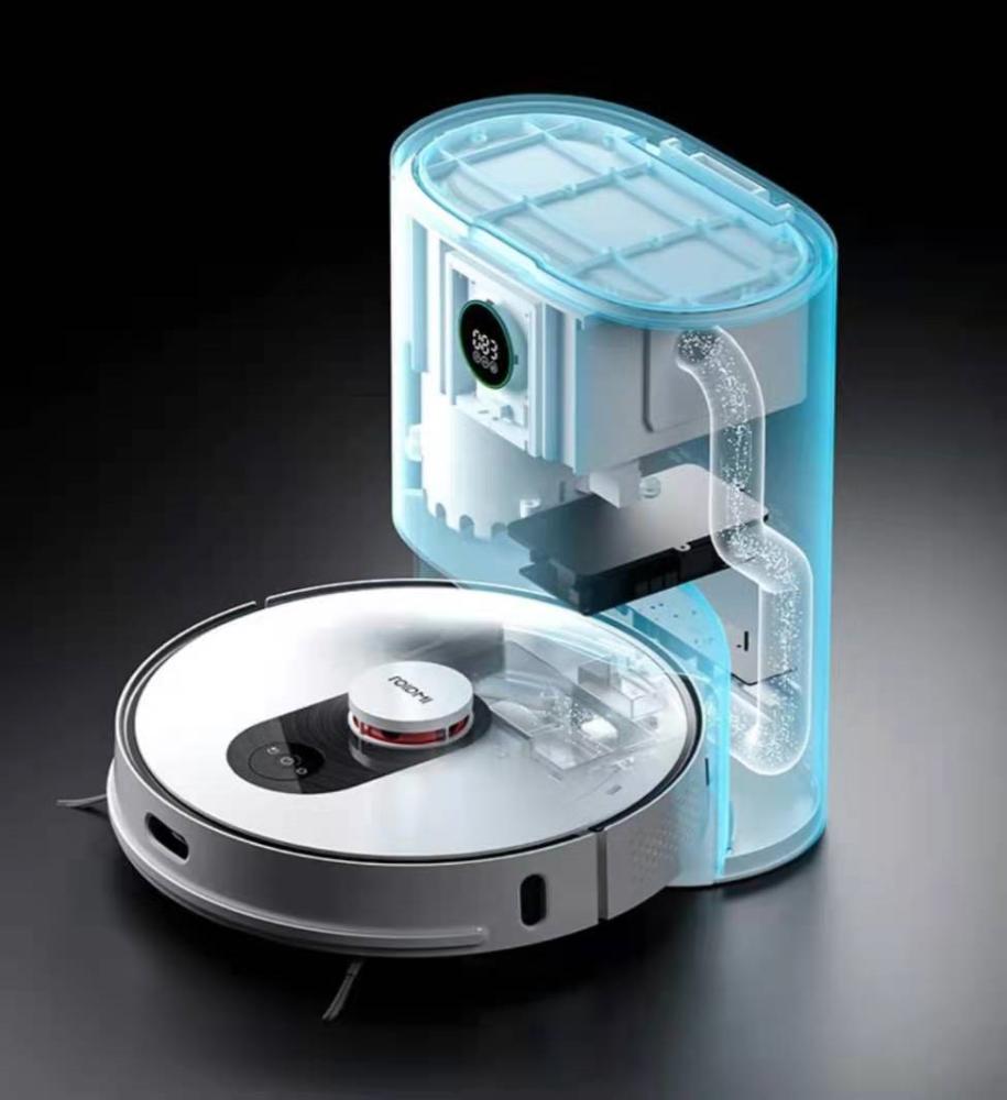 打破陈规,重新定义清洁单品睿米自集尘机器人EVE Plus