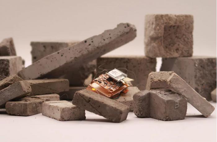 科学家开发敏捷的新型昆虫机器人 可在极小空间中快速转弯