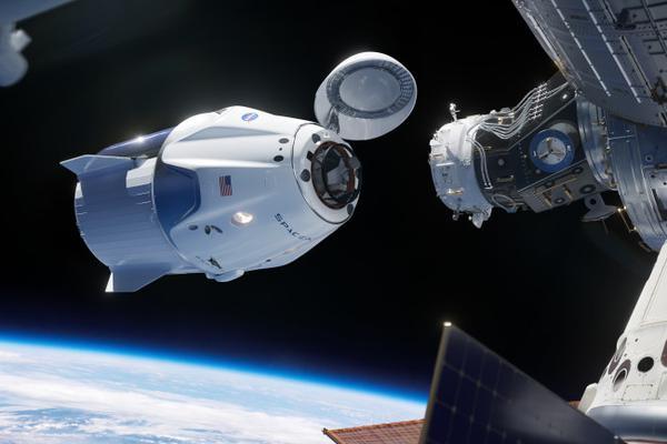 SpaceX载人龙飞船将返航 返回地球需6到30个小时