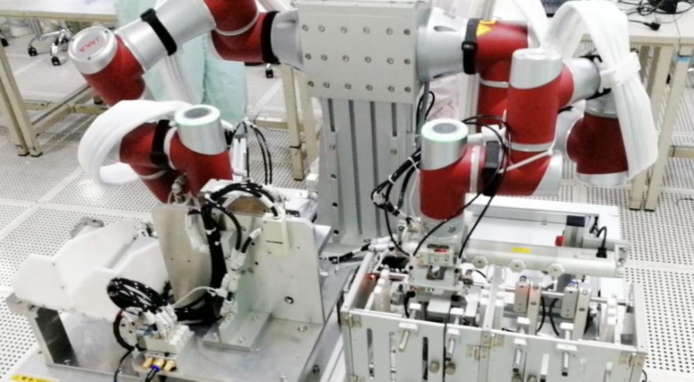 聚焦智能制造落地,节卡机器人助力企业加快转型升级