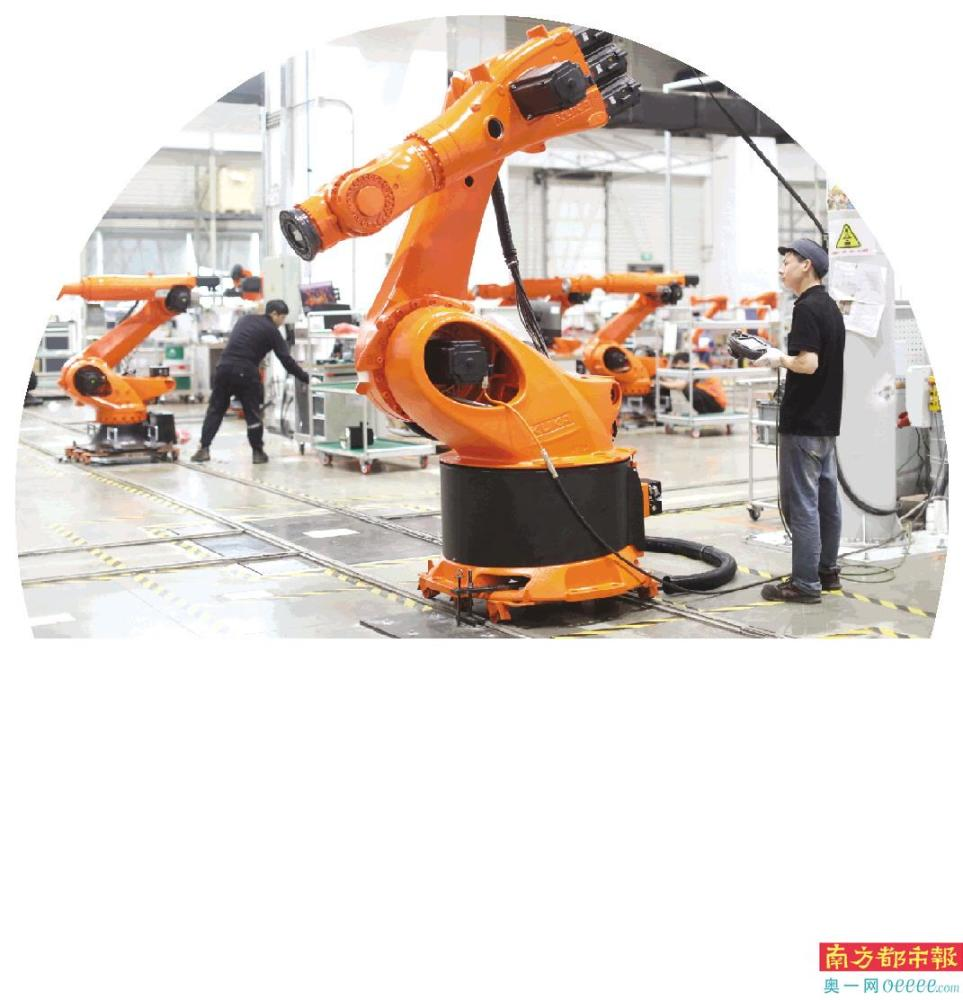 加速推动制造业数字化转型升级!顺德机器人产业向世界级产业集群迈进