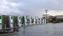 大众子公司在加州安装首个350-kW电动汽车充电桩