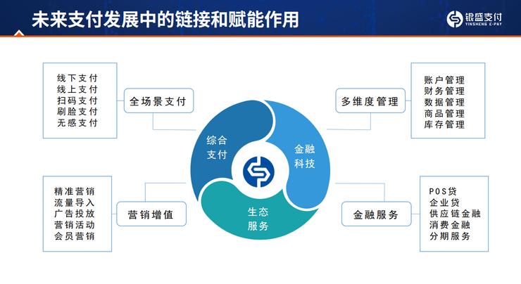 银盛支付董事长陈敏:为什么说支付是数字化升级的「最好抓手」?