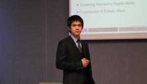 学院派大数据金融专家,数信网CEO——孙林博士