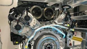 保时捷V8发动机装配宾利奥迪等车型
