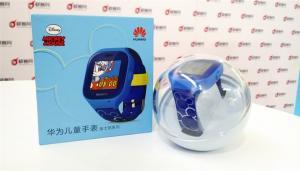 """包裹在""""精灵球""""里的儿童手表——华为儿童手表(K2-GO1)评测"""